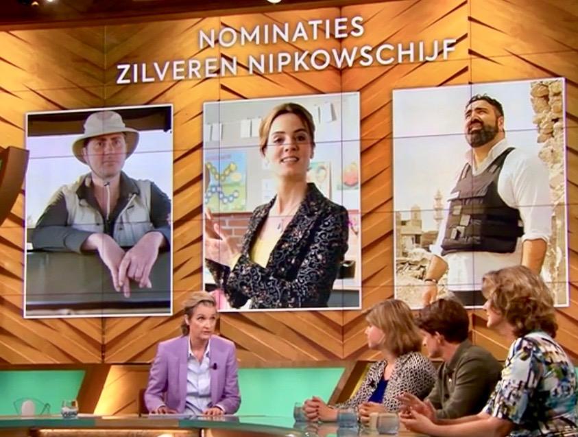Nominaties Zilveren Nipkowschijf 2018 bekend