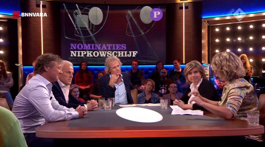 Nominaties Zilveren Nipkowschijf 2019 bekend