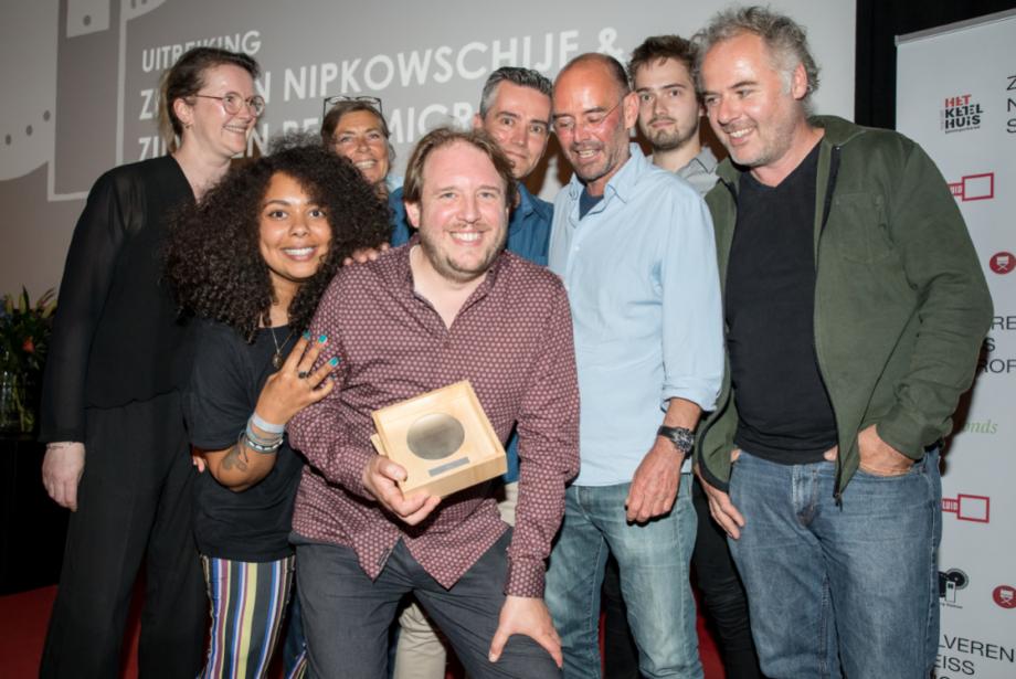 Stuk en Mieke van der Weij winnaars